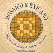 PORTADA DEL ÁLBUM MOSAICO MEXICANO