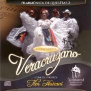 PORTADA CONCIERTO VERACRUZANO(FILARMONICA DE QUERETARO Y TLEN HUICANI)
